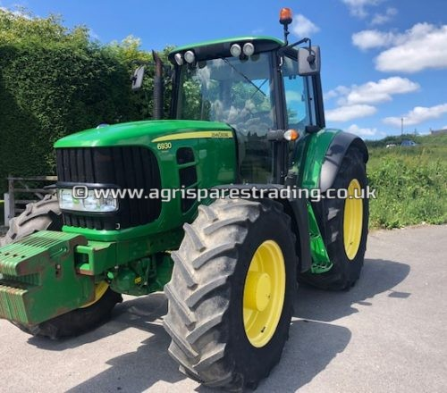 Tractors - Agrispares Trading Co