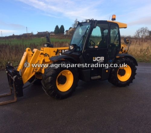 Machinery Sales - Agrispares Trading Co